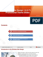Wireless Site Design 1.0.3-T1 Promotional Theme Slides