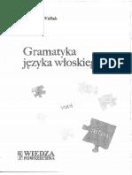 Gramatyka języka włoskiego Wrobel