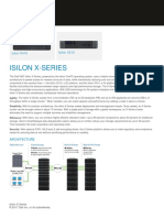 h10639 Isilon x Series