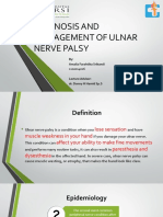 Diagnosis and Management of Ulnar Nerve Palsy
