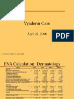 Vyaderm-Case Analysis 2016