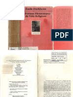 DURKHEIM, Émile   Formas Elementares da Vida Religiosa (COMPLETO).pdf