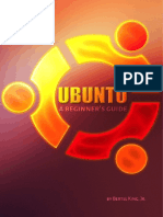 Ubuntu a Beginner's Guide