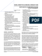 Data Sheet MX29LV800