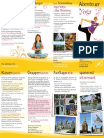 Abenteuer Yoga - Yoga macht Schule