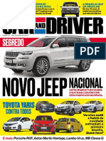 Car and Driver - Edição 127 - (Julho 2018)