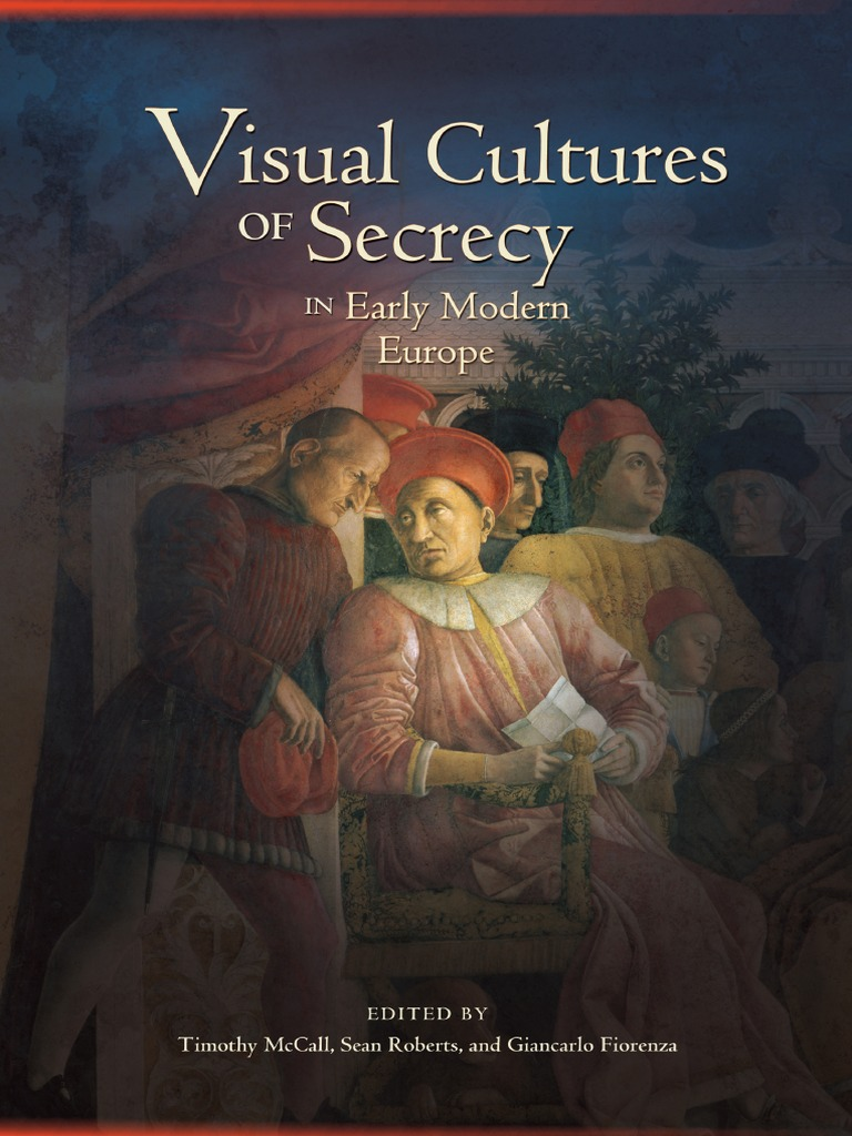 L Officina Dell Occhiale Alessandria visual cultures of secrecy in early modern europe | secrecy