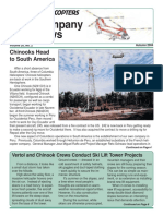 Columbia Helicopters Autumn 2004 Newsletter