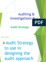 3. AC414 - Audit and Investigations II - Audit Strategy