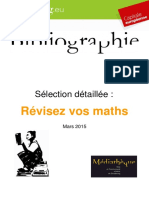 Biblio Revisez Vos Maths 20150611