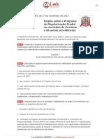 Lei Ordinaria 7053 2017 Criciuma SC