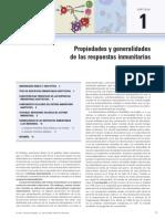 Propiedades y generalidades de las respuestas inmunitarias.pdf