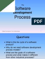 Software Develppment Process
