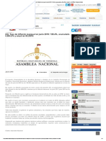 AN_ Tasa de Inflación Mensual en Junio 2018_ 128,4%, Acumulada 4.684,3% y Anual en 46.305% _ Finanzas Digital