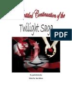 The Untitled Continuation of the Twilight Saga
