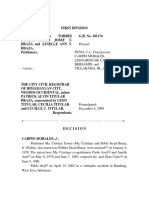 Braza vs. City Civil Registrar