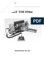 Calentador TIH 030m Instrukcija