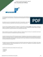 Fundamentos e Aplicações Do Protocolo Profibus