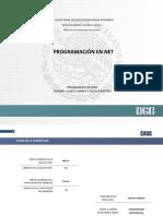 Capacitación Para El Trabajo Programacion NET 2018 COBAEV (1)
