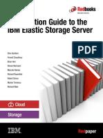 Elastic Storage Server