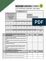 Ficha de Diagnóstico Supervisión y Monitoreo 2018