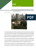 PANAMÁ y su gestión ante el cambio climático