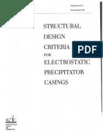 Structural Design Criteria for EPS