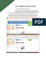 Ronaldor Infome Excel -Work