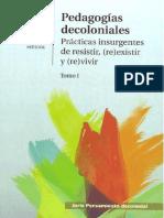 Catherine Walsh - Pedagogías Decoloniales.docx