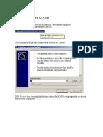 Instalação Client M2000