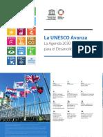 Agenda UNESCO para el Desarrollo Sostenible 2030