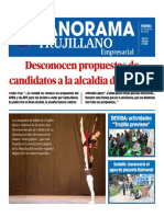 PANORAMA TRUJILLANO  03-08-2018
