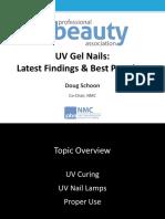 Doug Schoon - UV Gel Nails
