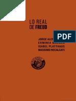aleman (comp.) - lo real de freud.pdf