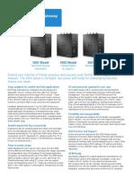 Spec Sheet for Edge Gateway 3000 Series (NEW)