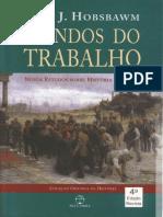 HOBSBAWM, E. Mundos do Trabalho.pdf