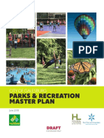 Cty of Galesburg's parks and recreation master plan