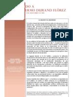 Don Guillermo Durand Florez. N° 5