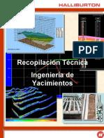 Recopilación Tecnica de ing de Yacimientos.pdf
