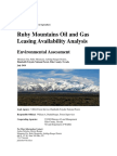 Ruby Mountains lease analysis