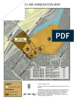 HWY 417/I-385 ANNEXATION MAP