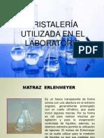 Cristalería y Equipo Básico Para El Laboratorio
