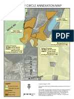Loblolly Circle annexation map