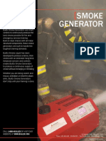 BullEx Smoke Generator Information Sheet