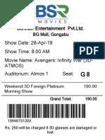 Infinity war ticket.pdf