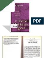 El Proceso Administrativo en La Iglesia Inés Figueroa Cap 9, 11, 12, 14