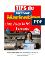 5 Tips de Facebook Marketing