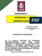 Definicion y Normatividad
