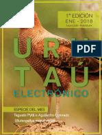 Urutau Electronico - No 1 - Enero 2018 - Guyra Paraguay - Portalguarani