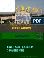 LINE AND PLAN IN 3D.ppt